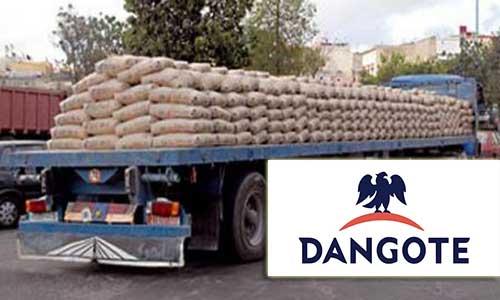 FG Grants Dangote Cement N22.32bn Tax Credit