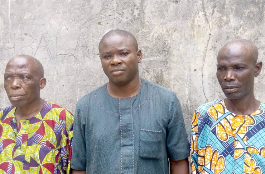 Jungle Justice: 3 community leaders in police net for allegedly killing suspect