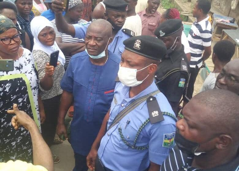 Residents storm IKEDC Office, protest over outrageous bills