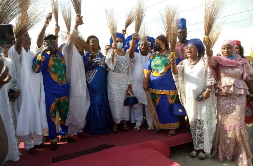 2023: Lagos lawmaker, Idimogu mobilises grassroots supports for Tinubu, Obasa