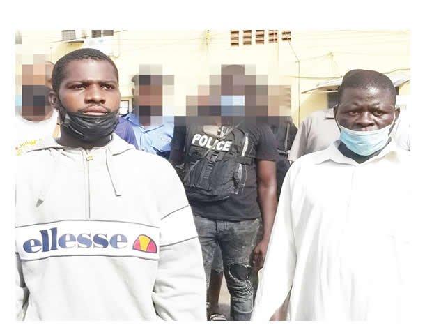 Lagos police arrest painter for impersonating Oba Elegushi, defrauds lover of N51m