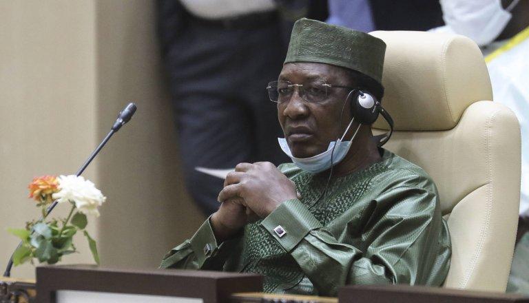BREAKING: Rebels shoot Chadian President, Idriss Deby dead