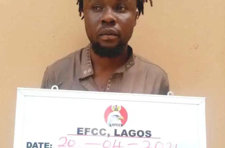 EFCC arrests 18 Yahooboys in Lagos