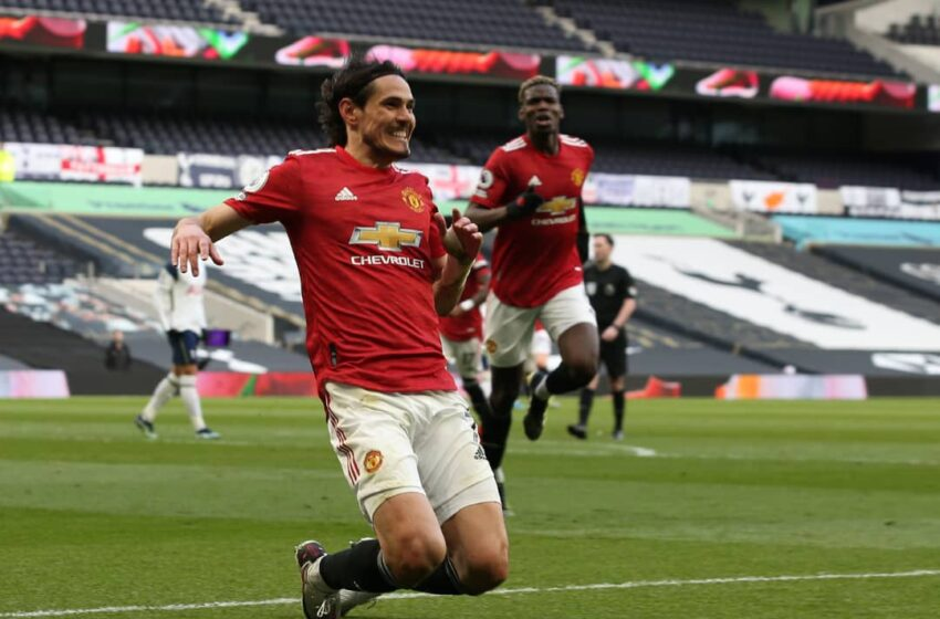 Manchester United beat Tottenham 3:1