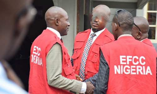 EFCC Arrests 34 Suspects Over Internet Fraud In Ondo