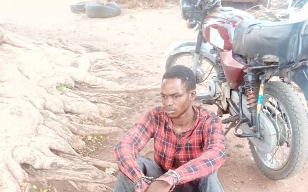 Suspected ritualist arrested by police