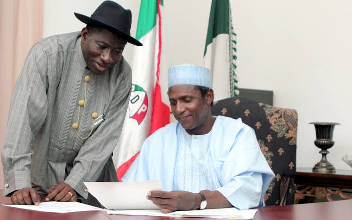 Jonathan commends Yar'Adua's virtues at 11th remembrance anniversary