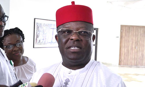 I'll be in pain if APC fails to zone 2023 presidency to south-east says Umahi