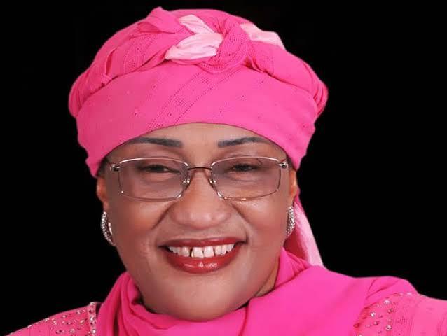 BREAKING: Mama Taraba, former Minister is dead