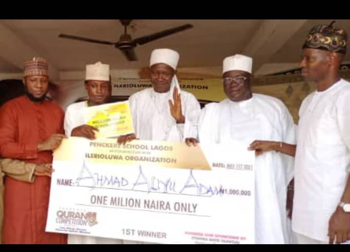 Why I organised Qur'an Competition in honour of K1's daughter – Bayo Olasoju