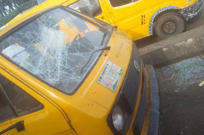 Oshodi boils as soldiers storm community to revenge colleague's death