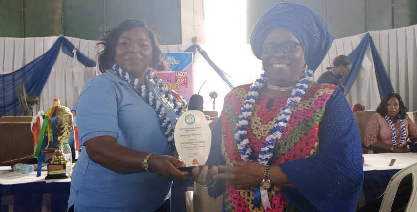 Lagos APROCON holds 2nd annual youth jamboree, honours Prof. Omoegun