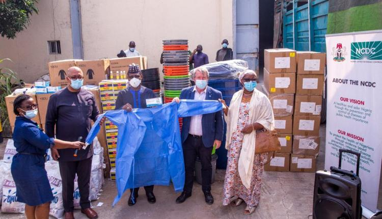 FG receives donation of PPEs worth $8m from UNICEF