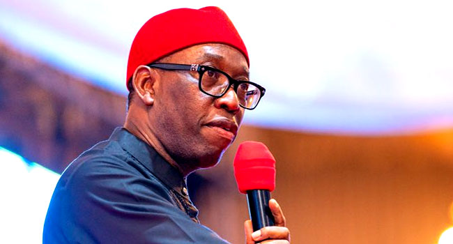 2023: I am not opposed to zoning in Delta, says Okowa