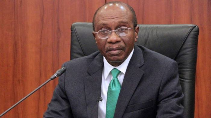 Nigeria is expecting 12 fighter jets to solve insecurity- Emefiele