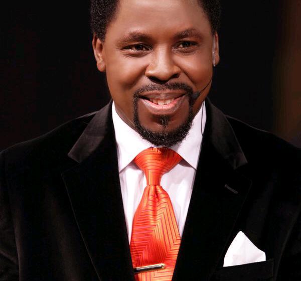 Pastor TB Joshua is dead