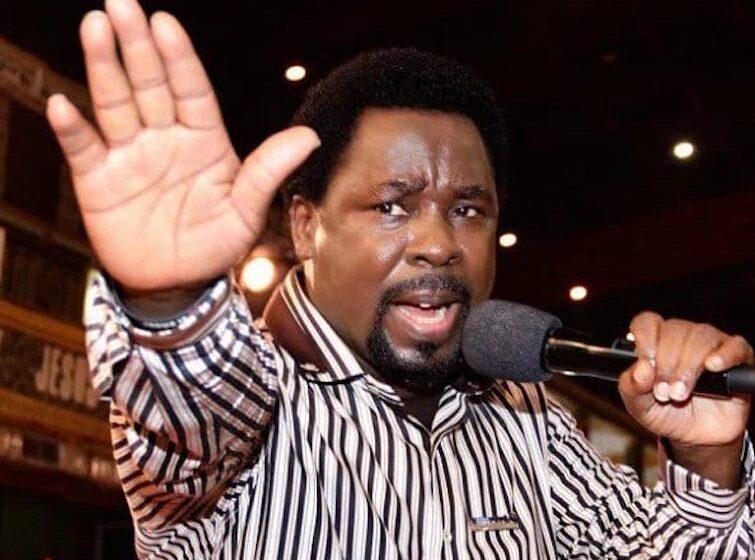 Breaking: Pastor T.B. Joshua is dead