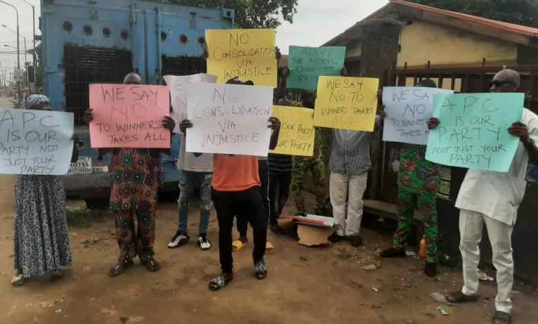 APC Members Seek Party Leaders' Intervention in Isolo