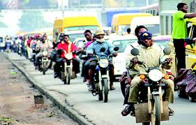 Okada ban: operators plan to defy order, says they will not leave Lagos road