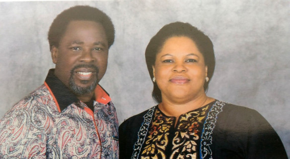 TB Joshua's Wife not yet Appointed General Overseer Of SCOAN -Insider