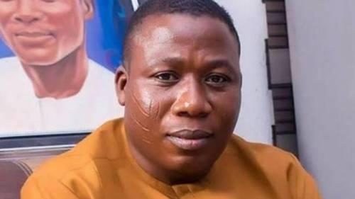 Fake News: 'Sunday Igboho not in Germany, still held in Benin Rep.