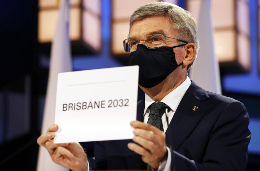 Australia to host Olympics the third time in 2032, as Brisbane wins bid