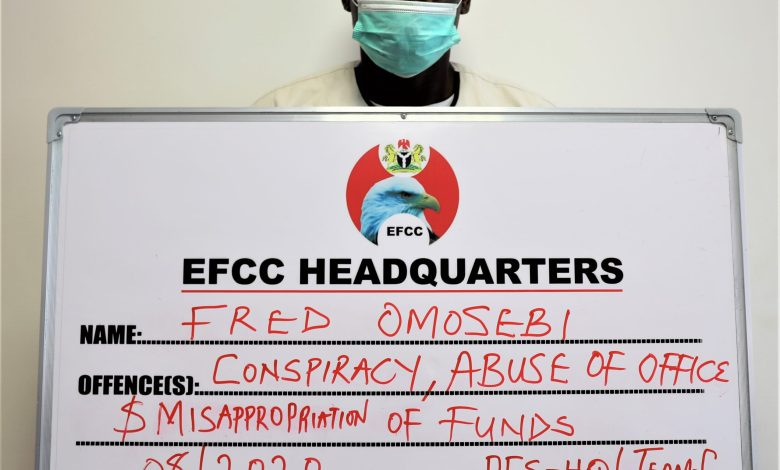 EFCC docks Pastor for stealing Church's Relief Fund