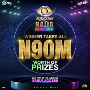 #BBNaija: Organizers Announce N1M Cash Price For Viewers
