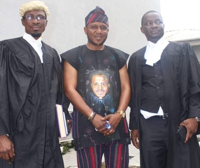 Finally Okiki Bright wins as court fines Glo, Airtel, 9mobile over copyright