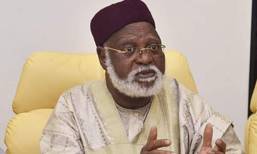 Abdulsalami warns politicians, says defections inducing violence, crisis