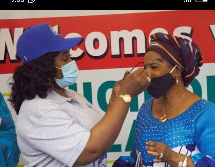 Jigi Bola: Community looks forward to receiving free eye glasses