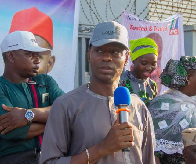 Isolo 2021: APC stakeholders raise N25m campaign fund for Olasoju others