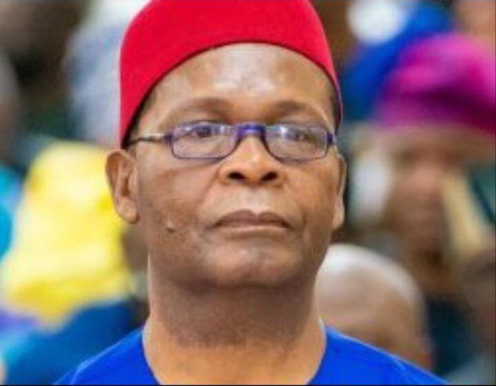 Adeyanju to Joe Igbokwe: Clean smelly Lagos gutters, stop making noise on social media