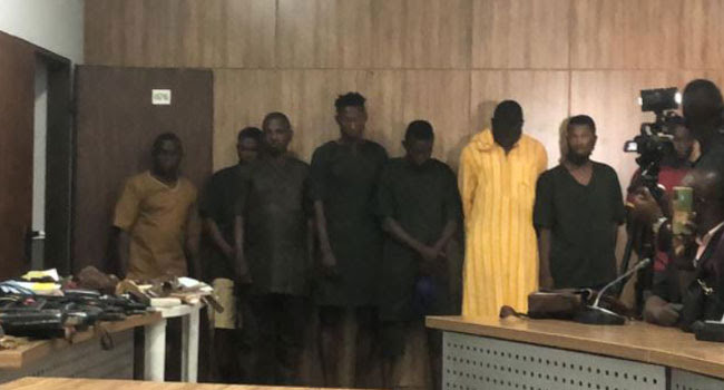 DSS attempts to stop bail for four of Igboho's aides
