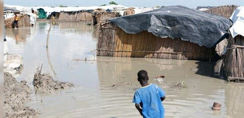 Heavy downpour claims two lives, damages 1,500 houses