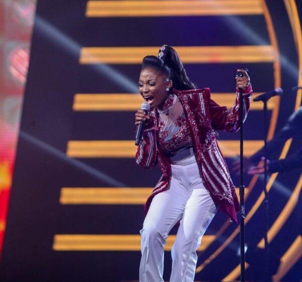Esther Benyeogo wins The Voice 2021