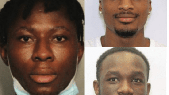 Three Nigerians Arrested In US over ₦580m Covid-19 Unemployment scam