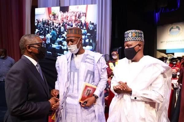 Borno to sponsor 200 students to UNILAG, Zulum says