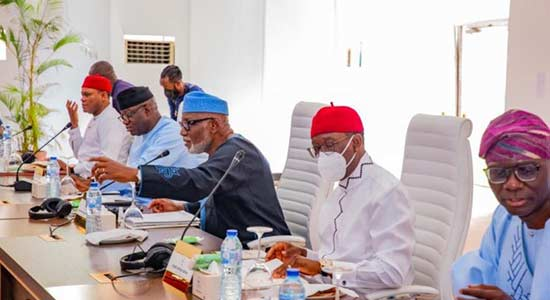 Southern Govs Want Next President To Come From South, Give Deadline For Anti-Open Grazing Law Promulgation