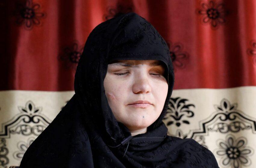 [Video] HORROR: Taliban's brutality against women