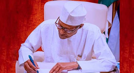 Buhari vows not to exit government as a failure