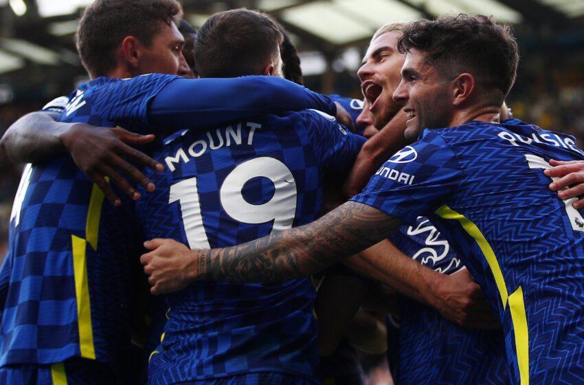 Chelsea breeze past Crystal Palace in Premier League season opener