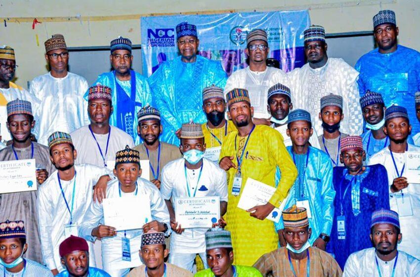 Digital Literacy Training: Danbatta charges Nigerian youths on skills application