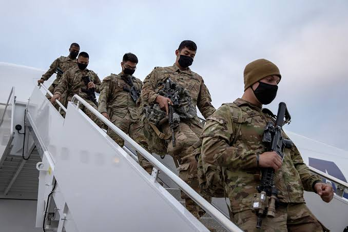 Breaking: U.S deploys 6,000 troops to Afghanistan