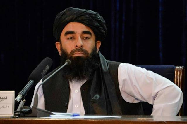 US exit will stop IS attacks in Afghanistan, Taliban says