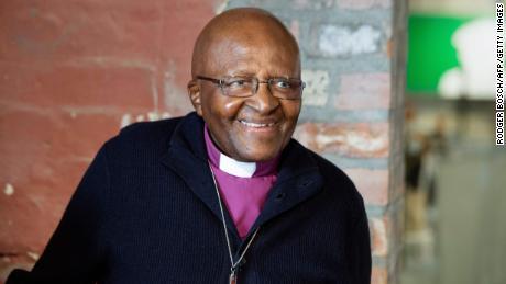 Desmond Tutu Fast Facts
