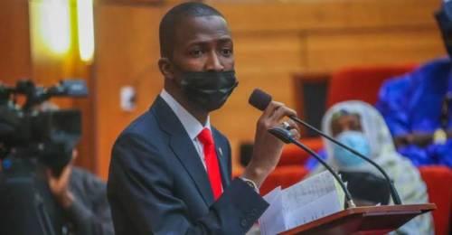 EFCC chairman, Bawa slumps in Abuja