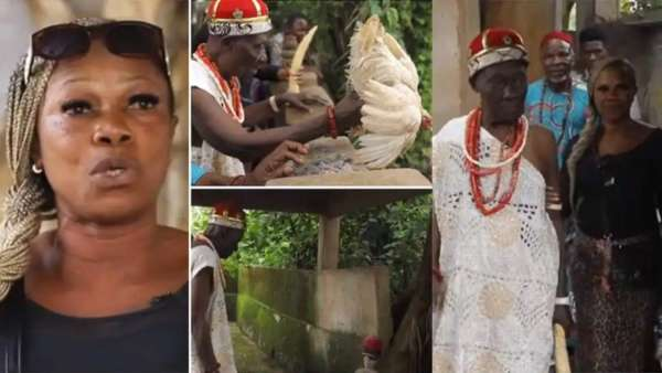 Pastors come to our shrine to get power –Wife of Anambra Chief Priest