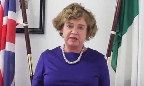 'UK working towards recognizing Nigeria's COVID-19 vaccine certificate'