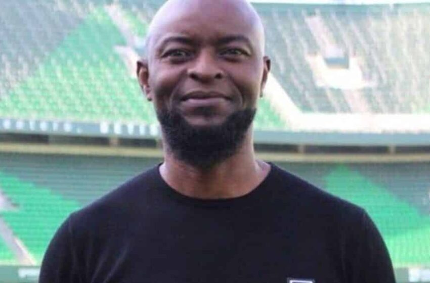 Enyimba appoints George Finidi as New coach